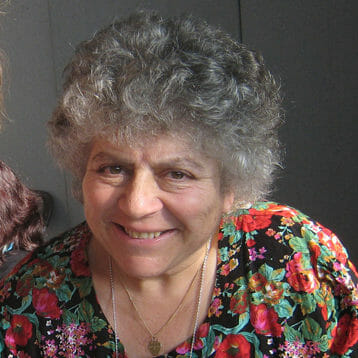 Celebrity Support: Actress Miriam Margolyes OBE