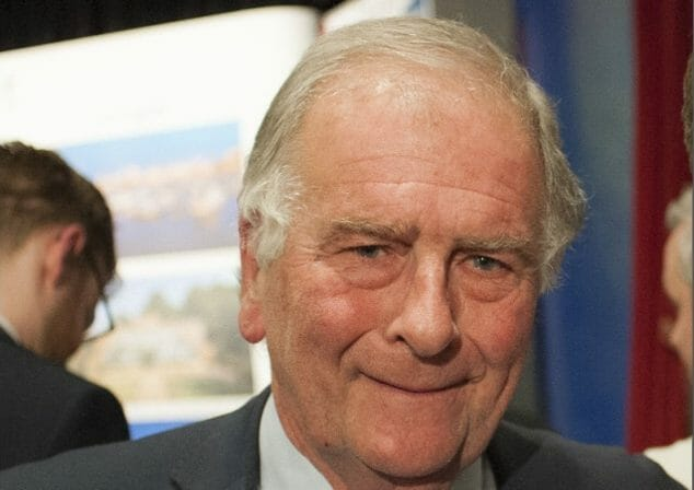"Sir Roger Gale MP condemns ""cheapskate"" plans to dredge Goodwin Sands"