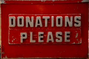 Campaign Funds Urgently Needed