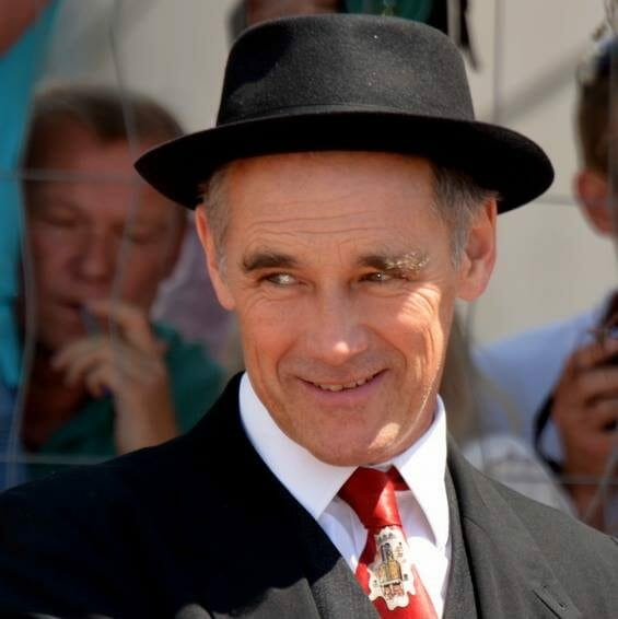 Celebrity Support: Actor Sir Mark Rylance