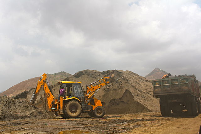 Sand mining: the global environmental crisis you've probably never heard of