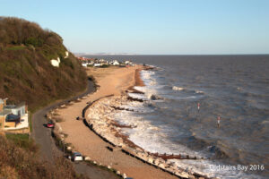 East Kent seafront resident's concerns for coastal erosion and future dredging plans